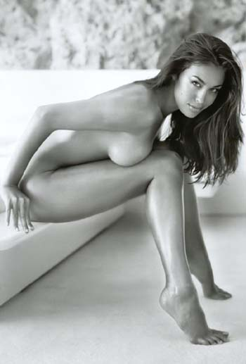 Megan Gale naked